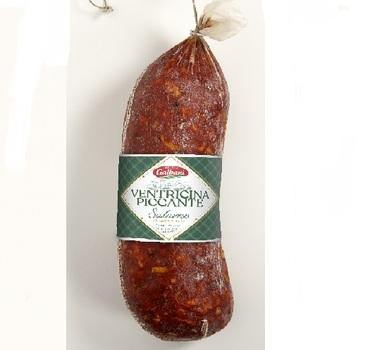 Salami Ventricina Piccante(Mugnano)