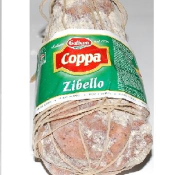 Coppa di Parma Zibello