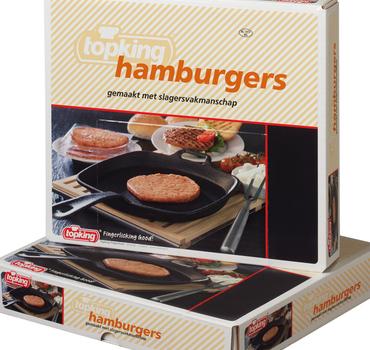 Hamburgers Rund Vers 30x100gr.