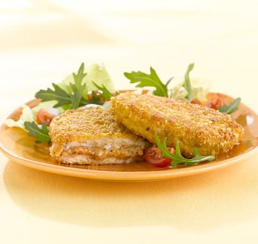 Kipfilet Tomaat/Mozzarella 16x125gr.