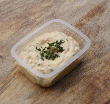 Ei Bieslook Salade(Scharrel) 6x150g