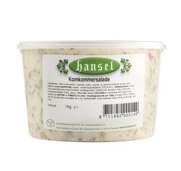 Komkommersalade 1kg