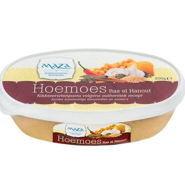 Hoemoes Ras el Hanout 6x200gr.