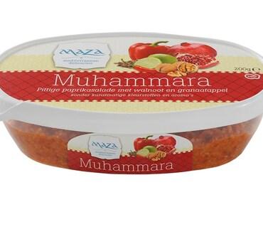 Muhammara 6x200gr.
