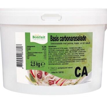 Basis Carbonarasalade CL 2,5kg