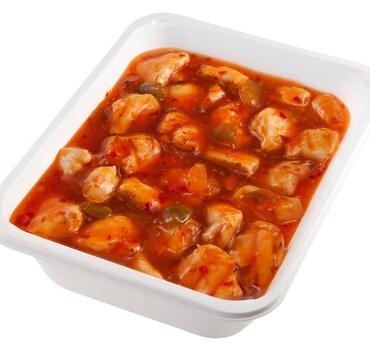 Kip in Chilisaus 1kg
