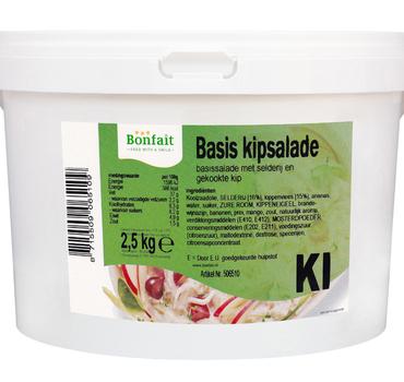 Basis Kipsalade 2,5kg