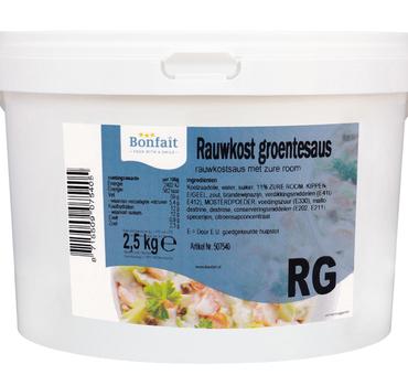 Rauwkost Groentensaus 2,5kg
