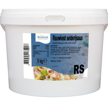Rauwkost Selleriesaus 5kg