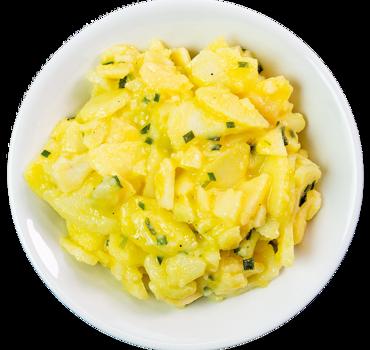 Kartoffelsalade Zuid Duits