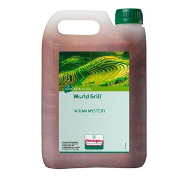World Grill Indian Mystery 2,5ltr